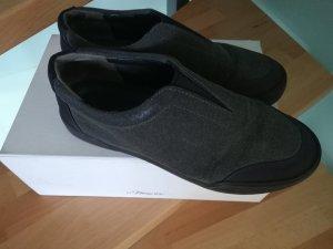 3.1 Phillip Lim Slip-on Sneakers dark grey