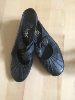 Schuhe der Marke Rieker, top Zustand . Schwarz , Größe 38