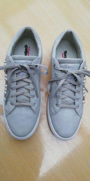 Schuhe Dockers Gr. 39 grau