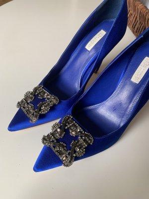 Schuhe Dune Stilettos Hochzeitsschuh wie Manolo / SATC
