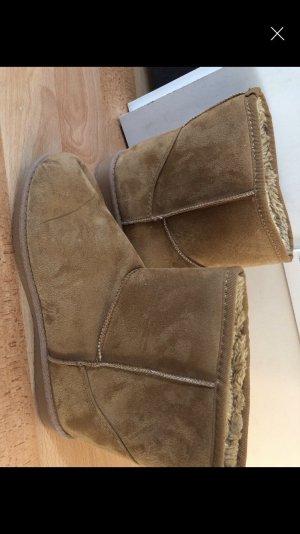 Femme Snow Boots light brown