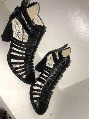 b.p.c. Bonprix Collection Sandalias de tacón alto negro