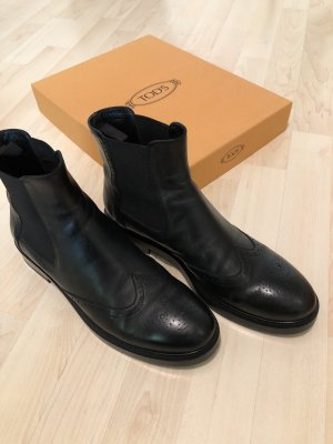 Tod's Business Shoes black