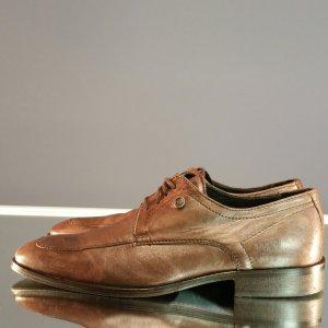 Otto Kern Scarpa business marrone