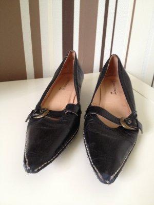 Schuhe Gr 37/38 Schwarz