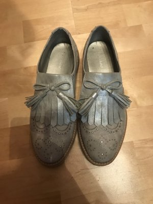 Graceland Pantoffels grijs