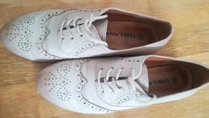 Zapatos Budapest crema