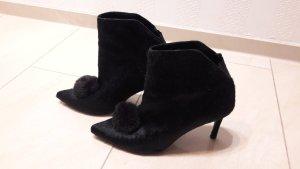 Schuhe Gr.38 Leder