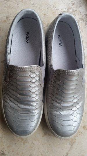 Akira Chaussures argenté