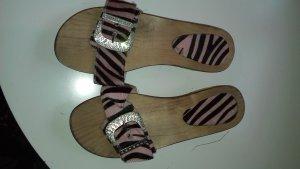 Schuhe Gr.39 glitzer animal