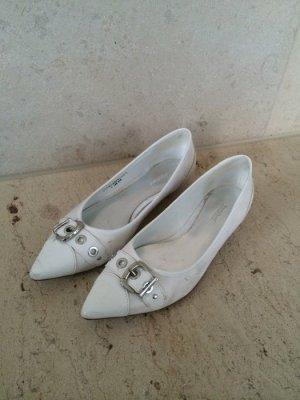 Schuhe Gr. 39 in weiß