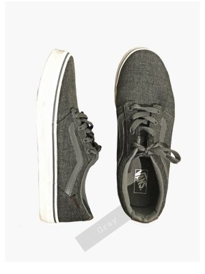 Schuhe grau Gray Vans dunkelgrau Schnürschuhe Turn Sport Skater Basic | vans | 39