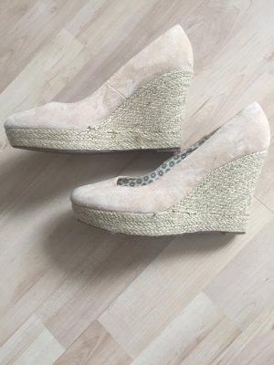 Schuhe Größe 38 Wildleder