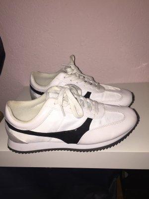 Schuhe h&m Größe 38 weiß