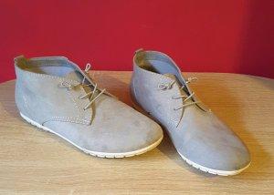 Schuhe Halbschuhe Größe 39 in grau