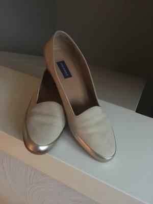 Schuhe, Halbschuhe, Leder, Prange, wie neu
