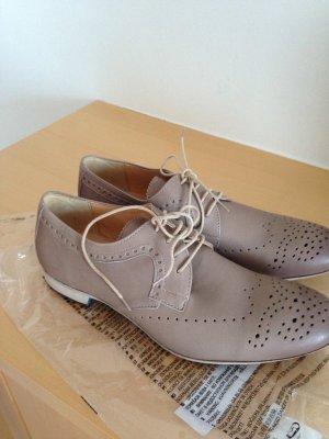 Schuhe, Halbschuhe, neu, von Lloyd, Gr.40, Leder