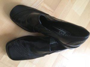 Schuhe, Halbschuhe, schwarz, wie neu, Größe 40