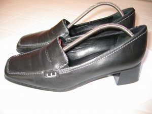 Schuhe Halbschuhe Slipper Loafer Gr. 39 Leder Marc O'Polo