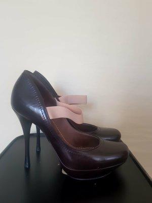 Schuhe high heels pumps von lanvin gr. 38