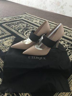 Schuhe, high Heels von Üterque