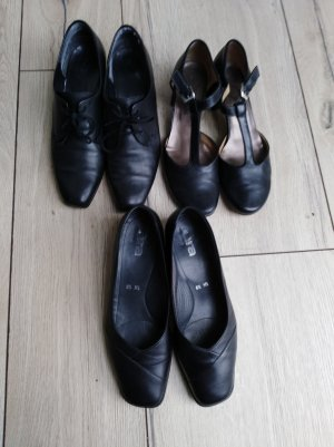 Gabor Business Shoes black-dark blue