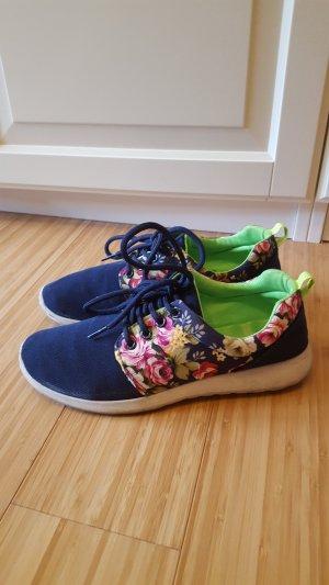 Sneaker multicolore