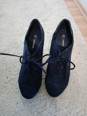 Schuhe in blau Laura Scott