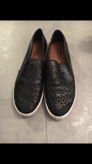 5th Avenue Slip-on Shoes black