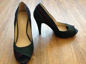 Schuhe in echtem Leder