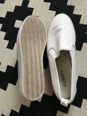 Schuhe in weiß aus H&M