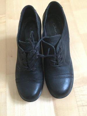 Schuhe, Janet D., schwarz, Größe 38,