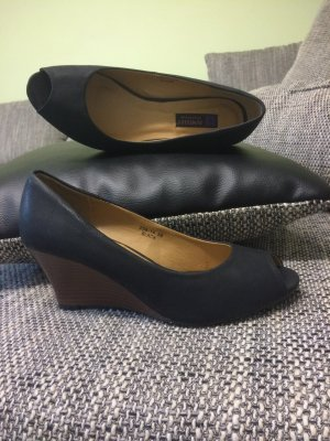 Schuhe Jumelles schwarz