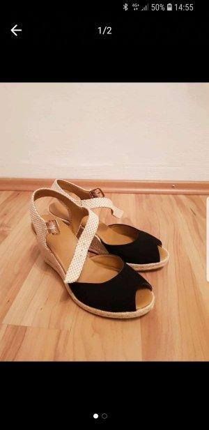 Schuhe Keilabsatz