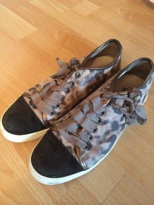 Schuhe Lavin 38 beige/schwarz