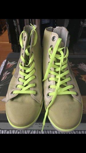 Schuhe (Leder) von Salamander