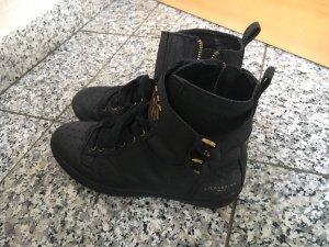 Liebeskind Lace-Up Sneaker black