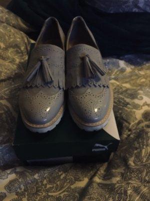 Schuhe, Loafer, 38, guter Zustand