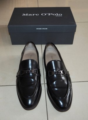 Schuhe Loafer Marc O Polo Damen schwarz Leder 40