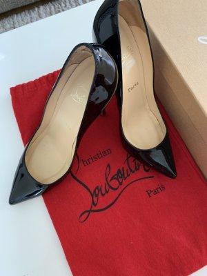 Schuhe Louboutin Lack