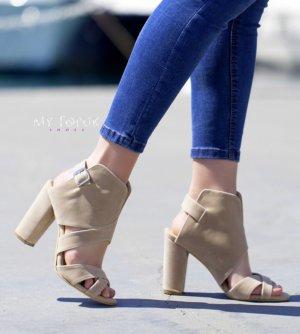 Schuhe mit Absatz Damenschuh