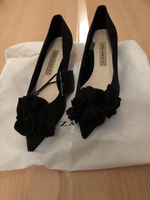 Segunda Mano De Precios Prelved Punta Zara Zapatos A Razonables ax0Fp