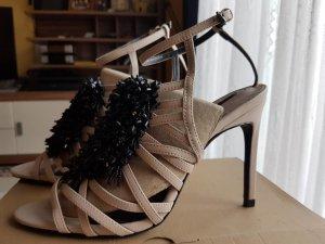 Schuhe mit absatz von Zara