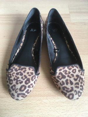 Schuhe mit angesagtem Leoprint!