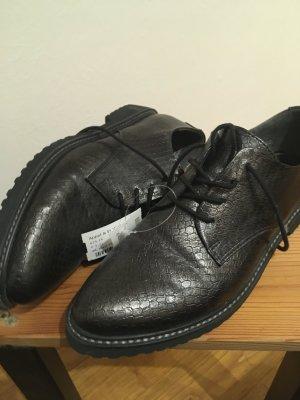Schuhe mit Animal-Optik