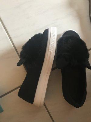 Ballerina nero-bianco