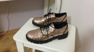 H&M Divided Lace Shoes multicolored