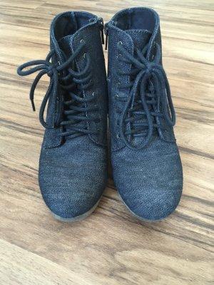 Schuhe mit Keilabsatz von Bianco