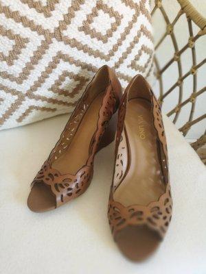 Schuhe mit Keilabsatz von Via Uno