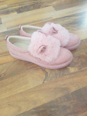 Schuhe mit Ohren
